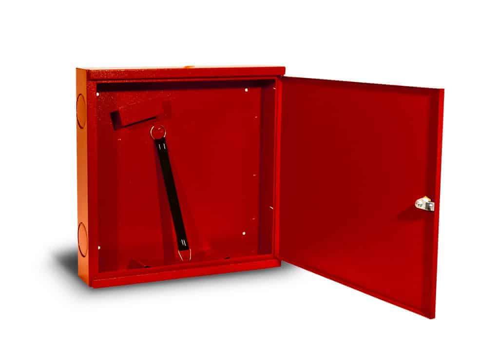 Fire Hydrant Cabinet D25 Lay Flat Hose Kovo Lemini S R O
